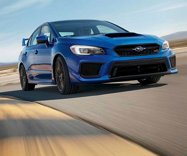 2019 Subaru WRX STI Gets Modest Power Increase