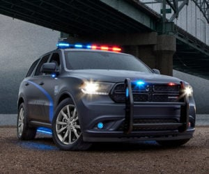The Man Will Come 'Round in the 2018 Durango Pursuit