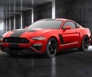 2018 Roush JackHammer Mustang Packs a 710hp Punch