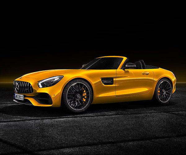 Mercedes AMG GT S Roadster: Wind in Your Hair at 192 mph
