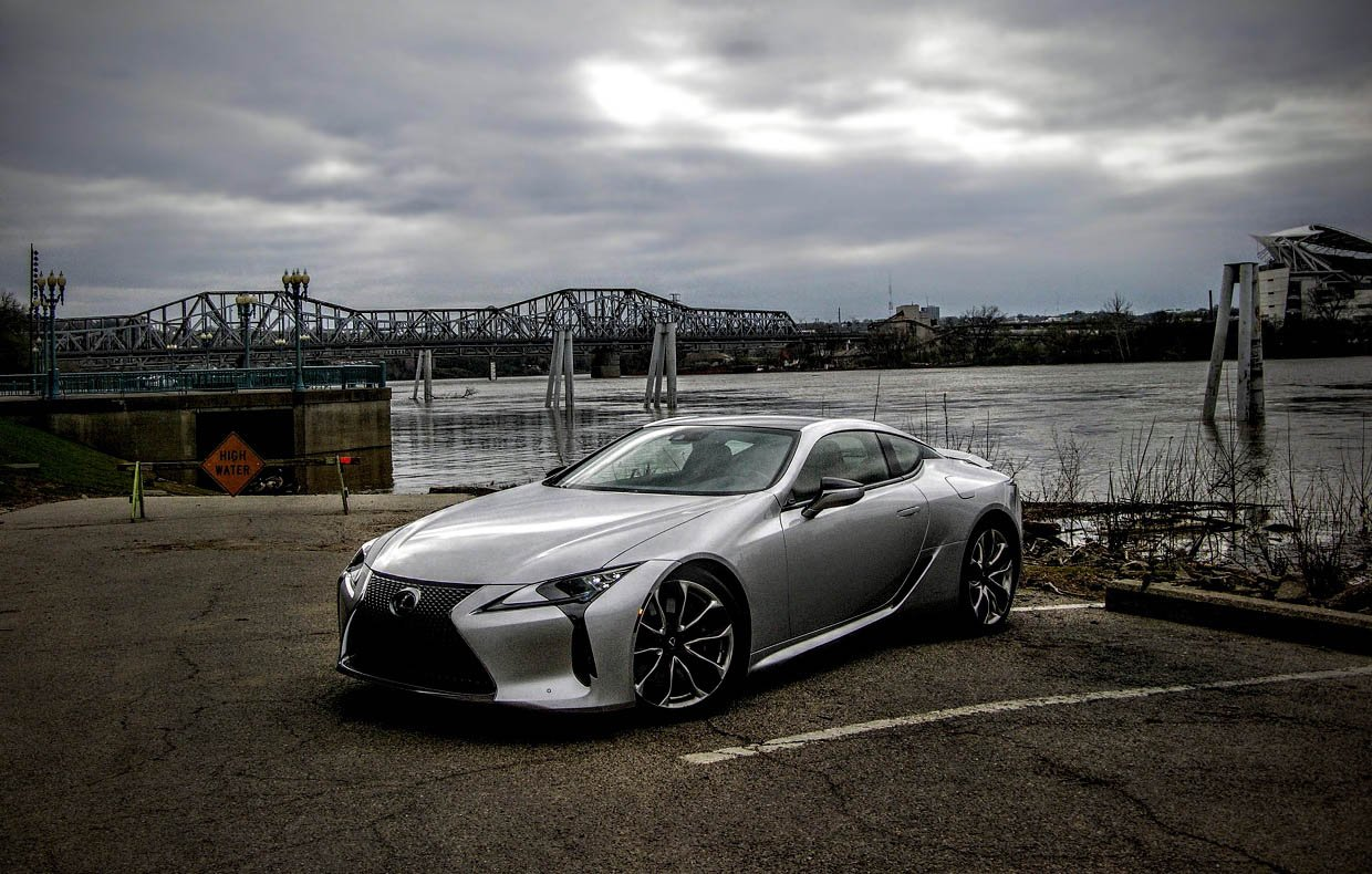 7 Excellent Excuses For Buying A Lexus Lc 500 As If You Needed Any