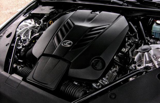 Lexus 5.0-liter V8