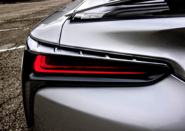 Lexus LC 500 Infinity Mirror Taillamps