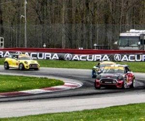 MINI at Mid-Ohio: A Crash Course in Kickass Race Culture