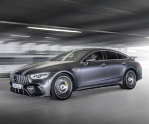 Mercedes-AMG GT 63 S 4MATIC+ Edition 1: Long Name, Sweet Car