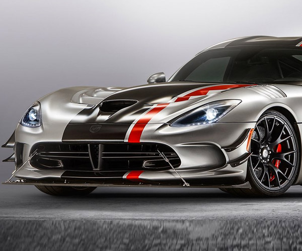 Dodge Viper to Return as 2021 Model?!