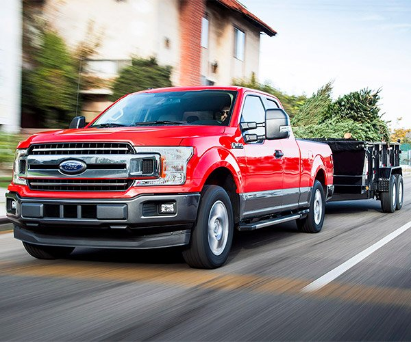 2018 Ford F-150 Power Stroke Diesel Review: Born to Tow