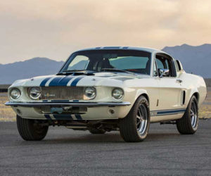 1967 Shelby GT500 Super Snake Continuation Cars Revive the '60s