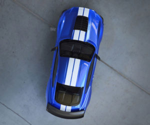 Ford's Latest GT500 Overhead Tease Offers Our Best Look Yet