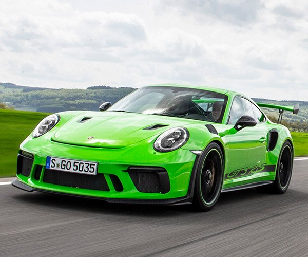 2019 Porsche 911 GT3 RS Crushes Autobahn and Puckers Sphincters