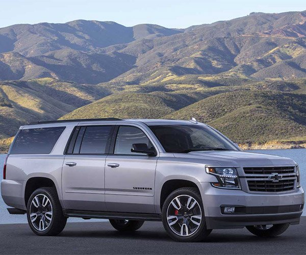 2019 Suburban RST Performance Package Lands this Summer
