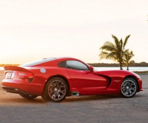 Marchionne Crushes Dreams of New Viper