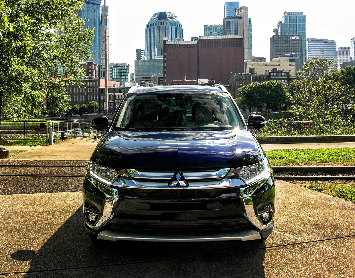 2018 Mitsubishi Outlander 3 0 GT Review: The Road Well Traveled