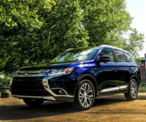 2018 Mitsubishi Outlander 3.0 GT Review: The Road Well Traveled