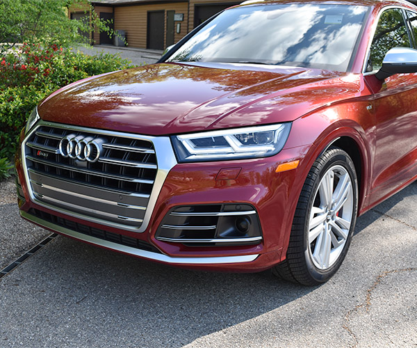 "2018 Audi SQ5 Review: The ""S"" Is for Special"