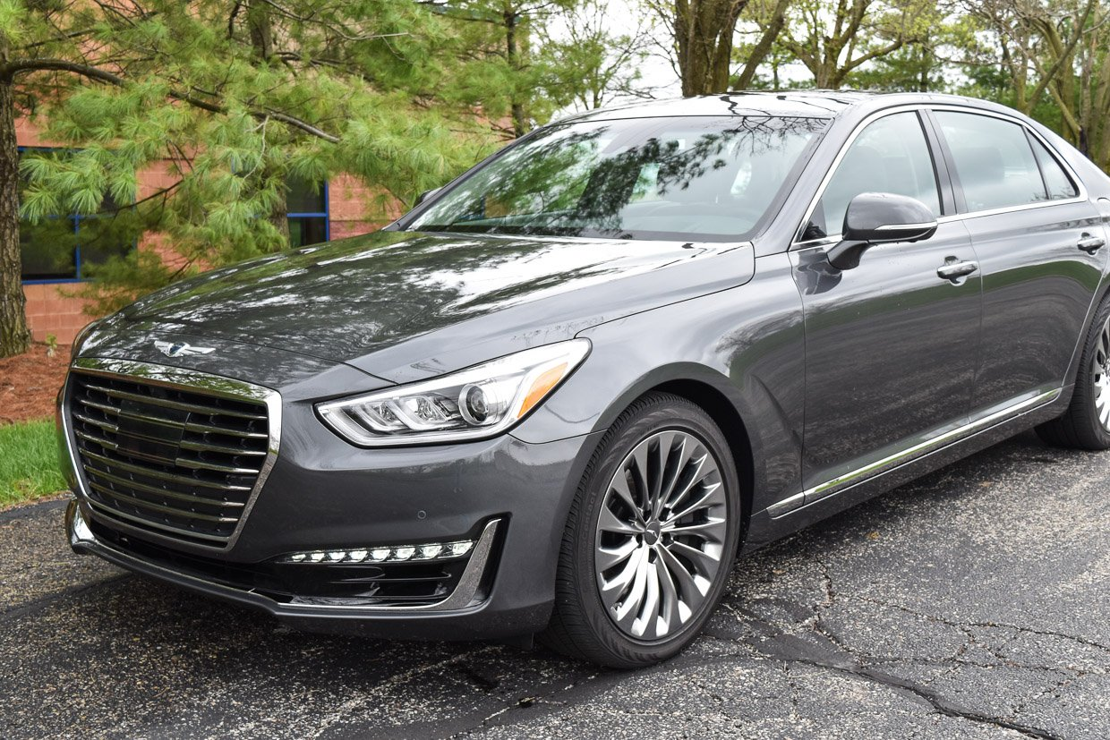 2018 Genesis G90 V8 AWD Review: What Is Luxury? - 95 Octane