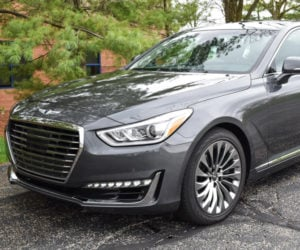 2018 Genesis G90 V8 AWD Review: What Is Luxury?