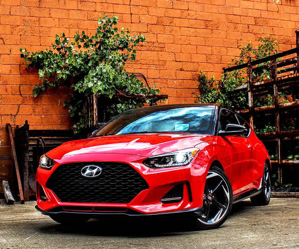 2019 Hyundai Veloster Turbo: Return of the Happy Snappy Hatchback