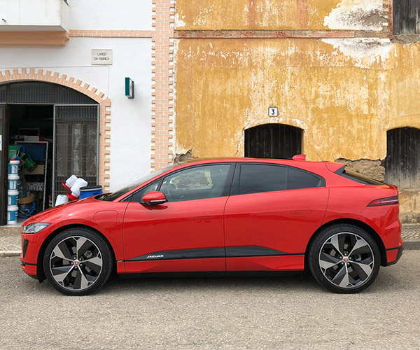 2019 Jaguar I-PACE First Drive Review: Electric Dreams Come True