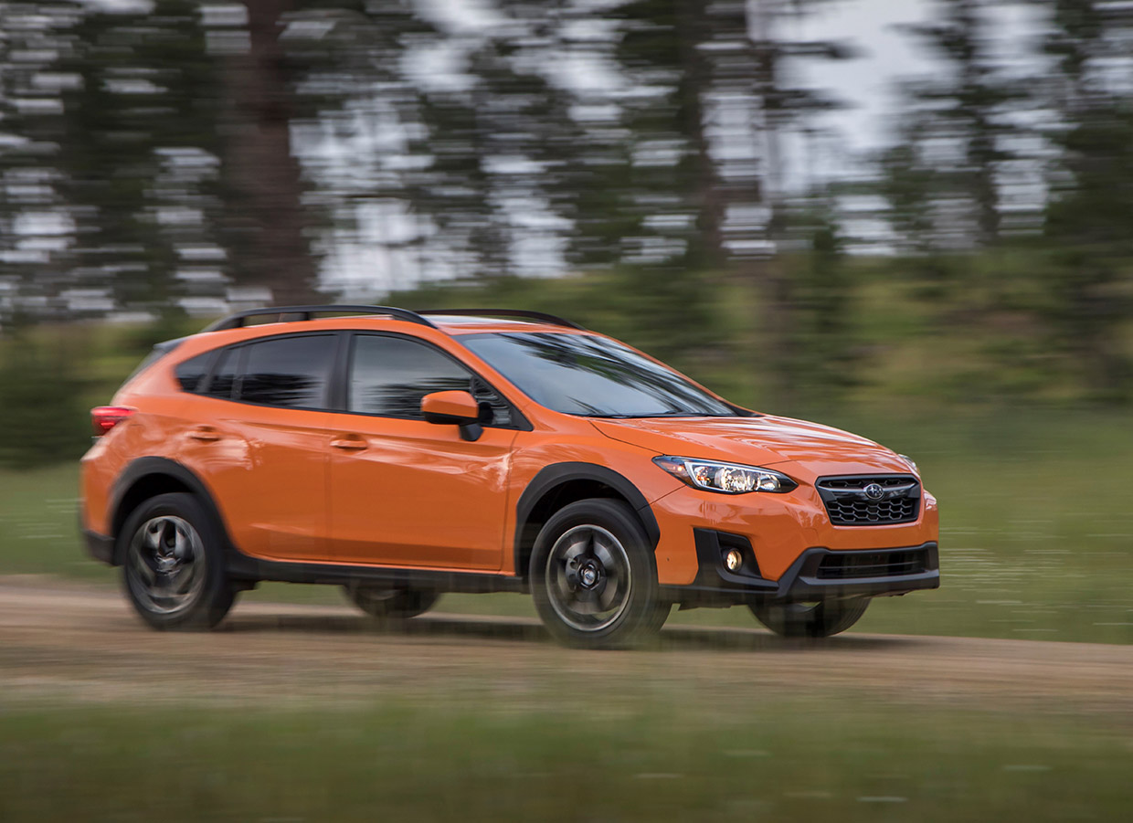 2019 Subaru Crosstrek Gets Minuscule Price Bump