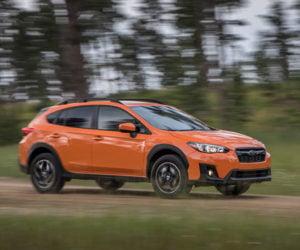 2019 Subaru Crosstrek Gets Minuscule Price Bump