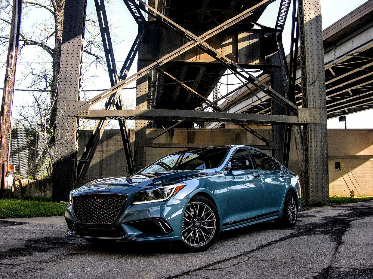Twin City Mazda >> 2018 Genesis G80 AWD 3.3T Sport Review: Sports and Leisure - 95 Octane