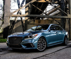 2018 Genesis G80 AWD 3.3T Sport Review: Sports and Leisure