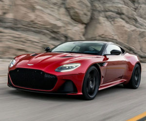 Aston Martin DBS Superleggera Is the Most Super Aston Yet