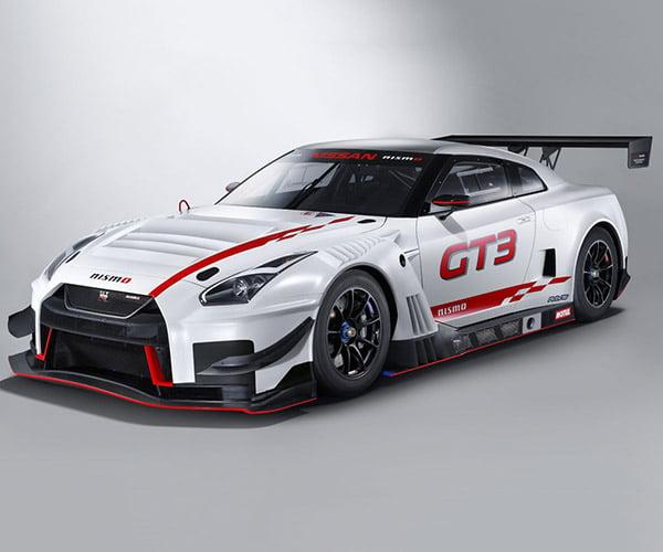 Nissan Unveils 2018 GT-R NISMO GT3 Racer