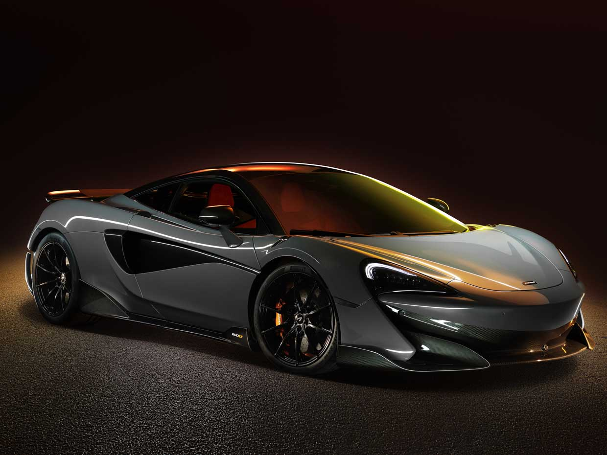 McLaren 600LT is the Latest in the Long Tail Family