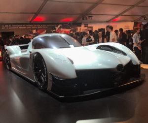 Toyota GR Super Sport Concept: LMP1 Tech for the Street