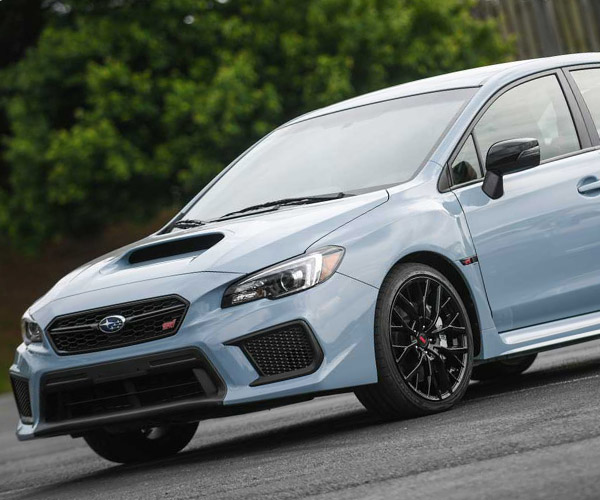 Subaru Series.Gray WRX and WRX STI Prove Gray Is Anything But Drab