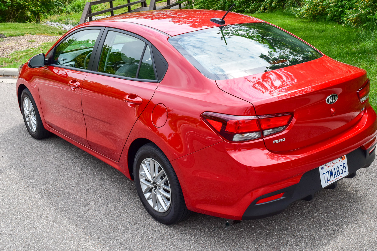 2018 Kia Rio Review: A Peppy Subcompact Packs Great Value