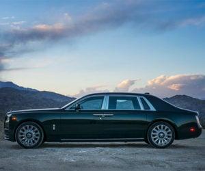 2018 Rolls-Royce Phantom EWB: Welcome to the Mountaintop