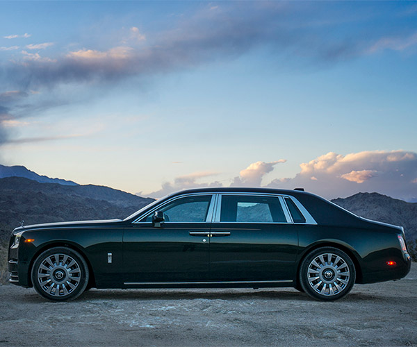 2018 Rolls-Royce Phantom EWB: Welcome to the Mountaintop