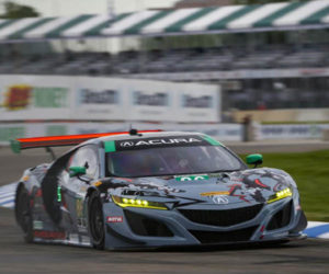 Acura is Back on Track: Race Cars and Hill Climbs and Turbos, Oh My!