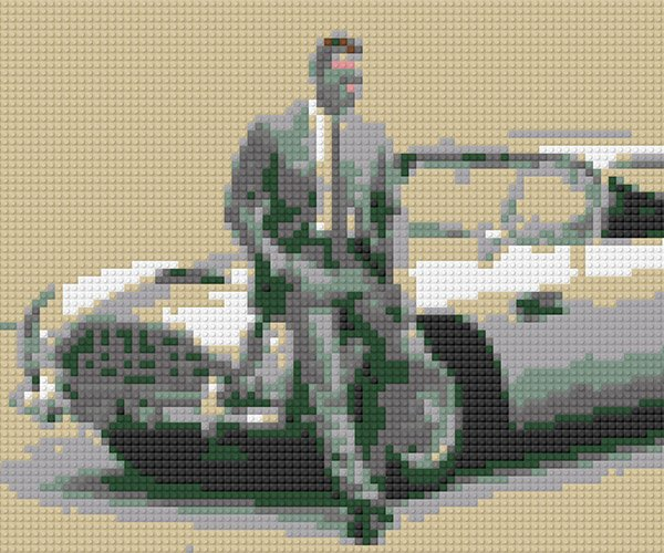 Aston Martin Teases James Bond LEGO Set