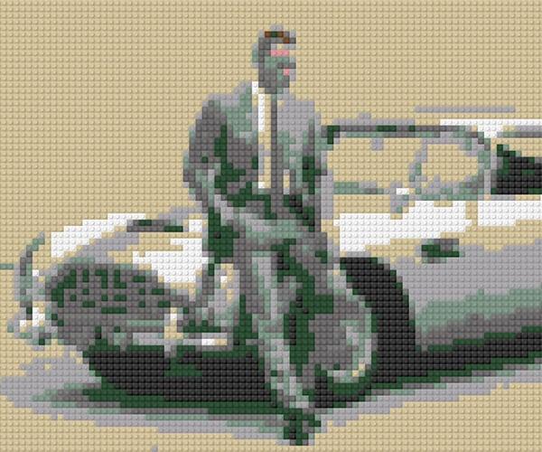 Aston Martin Teases James Bond LEGO Set