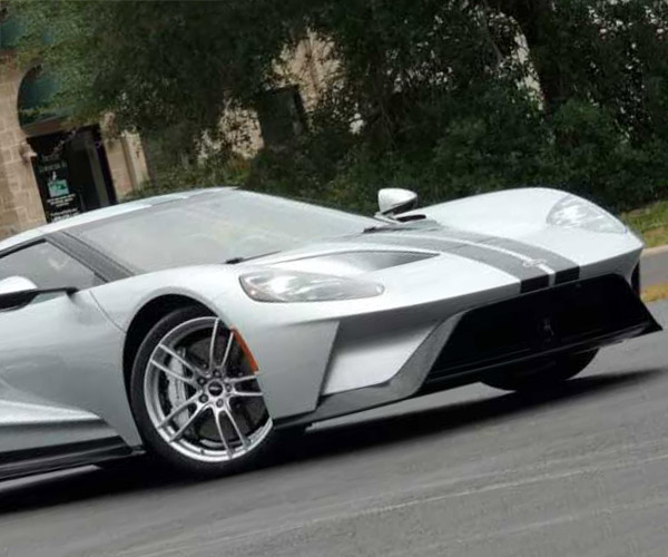 Ford GT Application Process to Open Again Soon