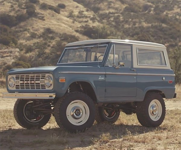 Icon Old School BR Bronco Packs Classic Looks, Modern Tech