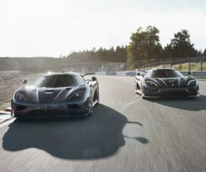 Meet Thor and Väder: The Final Edition Koenigsegg Agera RS