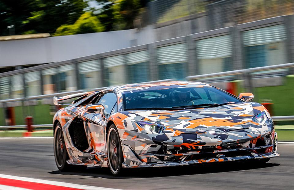 Lamborghini Aventador SVJ Steals Porsche's Nürburgring Record