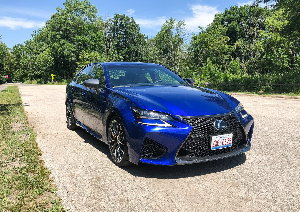 10 Things I Love About the Lexus GS F