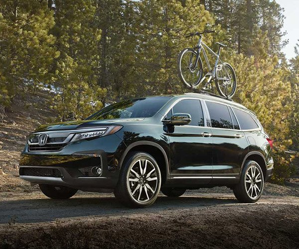 2019 Honda Pilot SUV Prices Announced