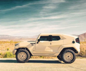 Rezvani Tank Military Edition SUV Offers More Security and Power