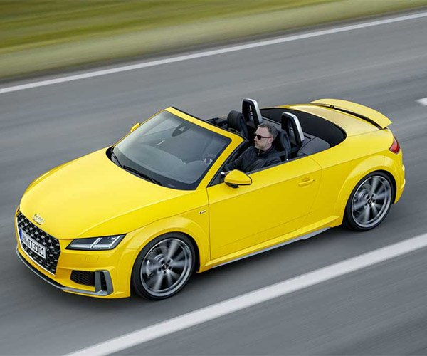 2019 Audi TT Roadster and TT Coupe Gets a Modest Refresh