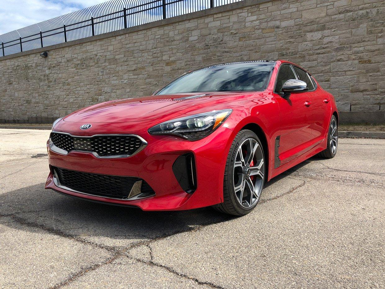 2018 Kia Stinger GT Review: A 5-Door Fastback Revelation
