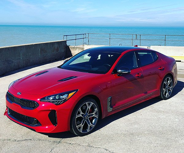 2018 Kia Stinger GT Review: A 5-Door Fastback Revelation