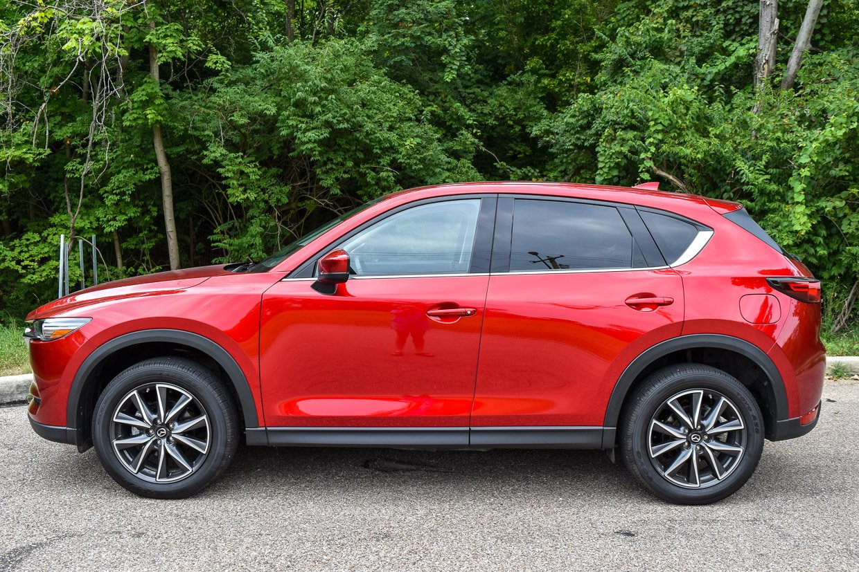 2018 mazda cx 5 review a confident compact crossover 95 octane. Black Bedroom Furniture Sets. Home Design Ideas