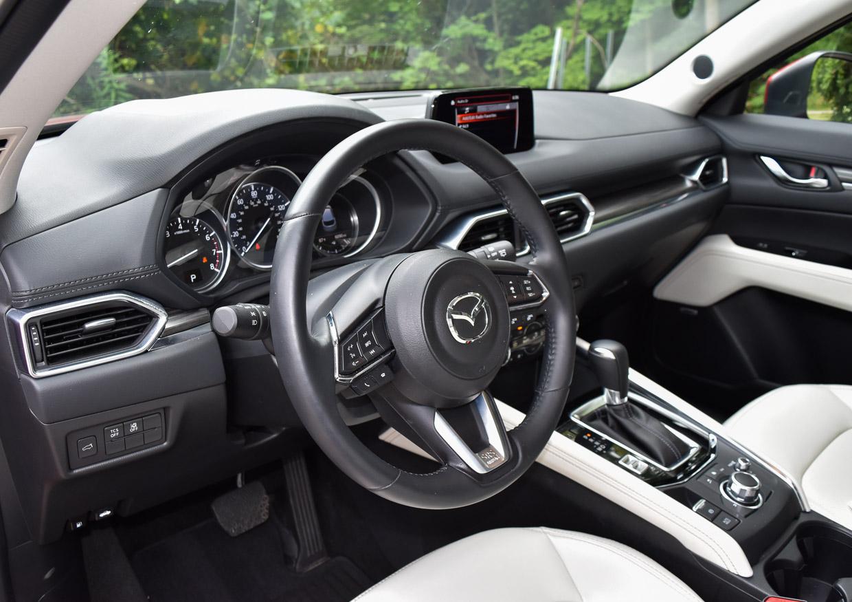 2018 Mazda CX-5 Review: a Confident Compact Crossover